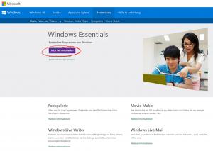 Windows Essentials Download